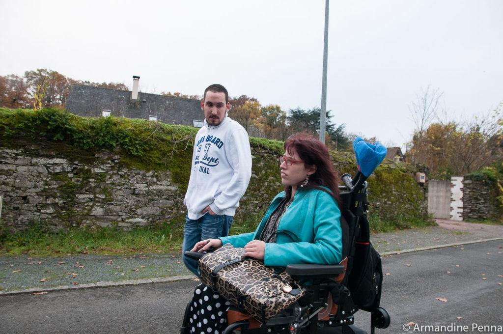 Rachel et kevin, la vie à deux - Webdoc à l'Arrachée - l'Établi des ateliers du social sur-mesure