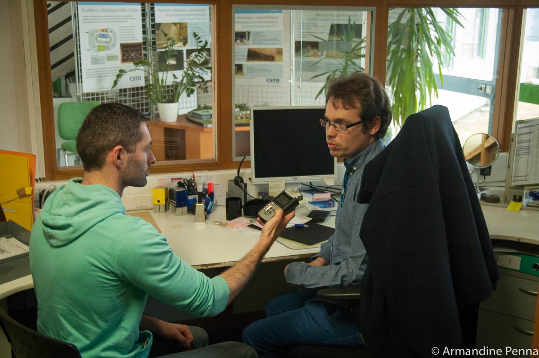 Atelier Passerelle « Devenir reporter » - l'Établi des ateliers du social sur-mesure